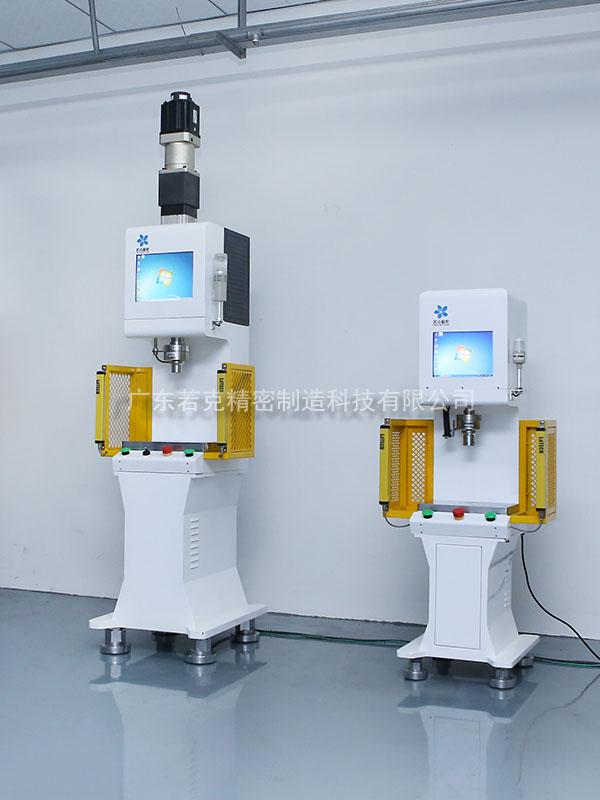 新品um级智能压装机